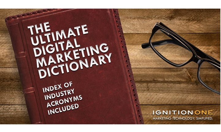 dictionnaire du marketing digital