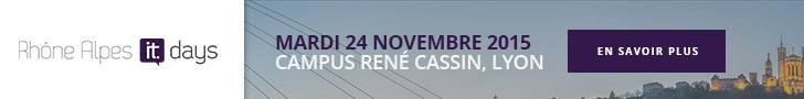 Rhône-Alpes IT Days