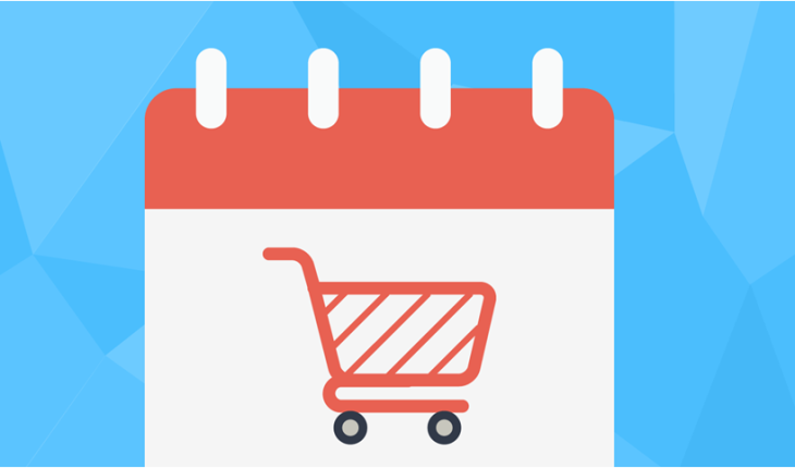 calendrier webmarketing et ecommerce