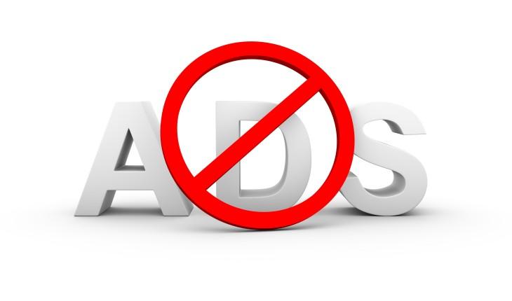 publicites bloquees