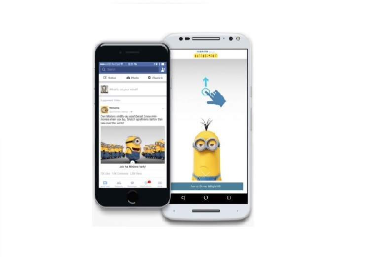 canvas le nouveau format interactif mobile de facebook ratecard. Black Bedroom Furniture Sets. Home Design Ideas