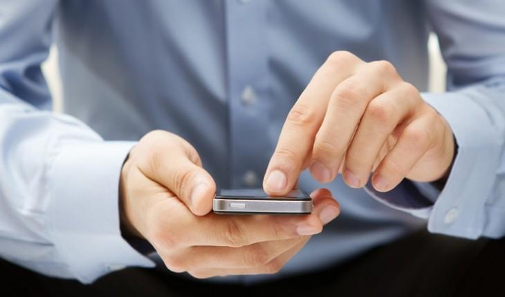 clics sur mobile