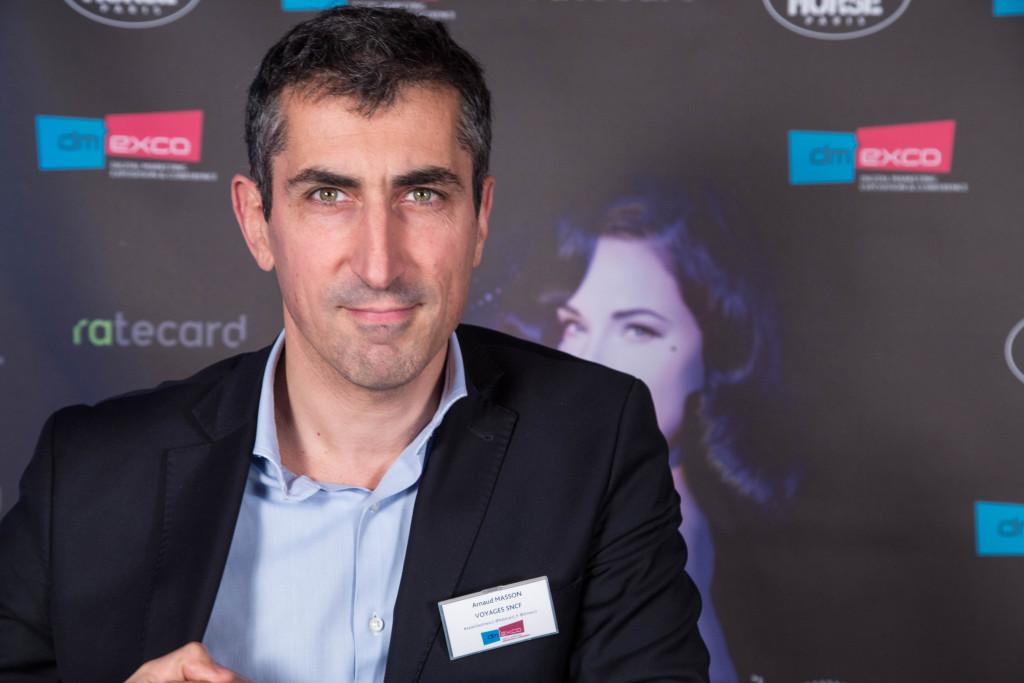 Arnaud Masson de Voyages-SNCF