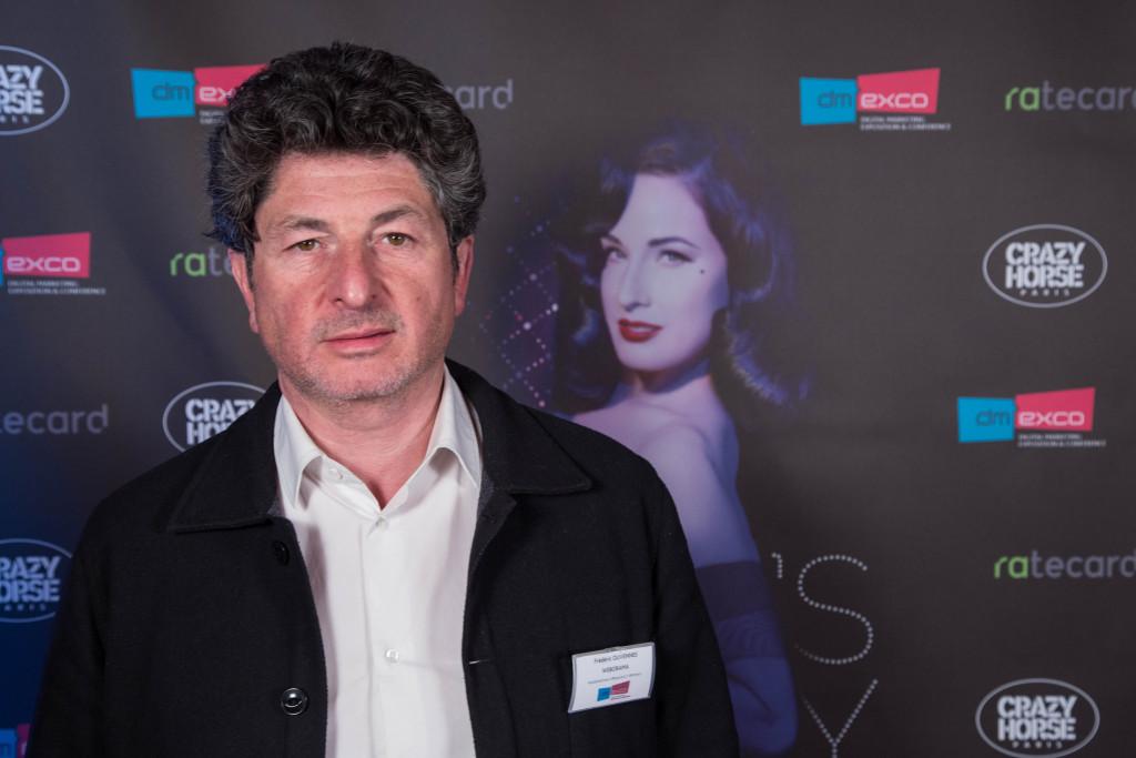 Frédéric Olivennes de Weborama