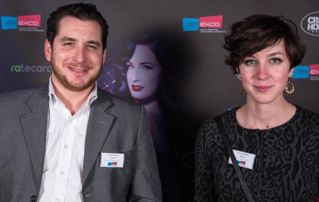 Julien Perignon et Marie Thevenet de Temelio