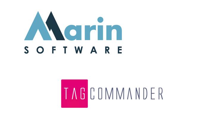 Marin Software et Tag Commander