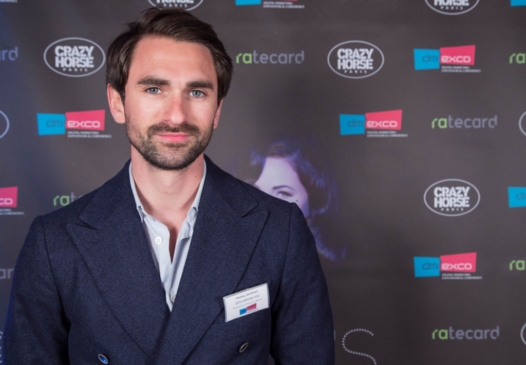 Mathieu Rampant de 20th Century Fox