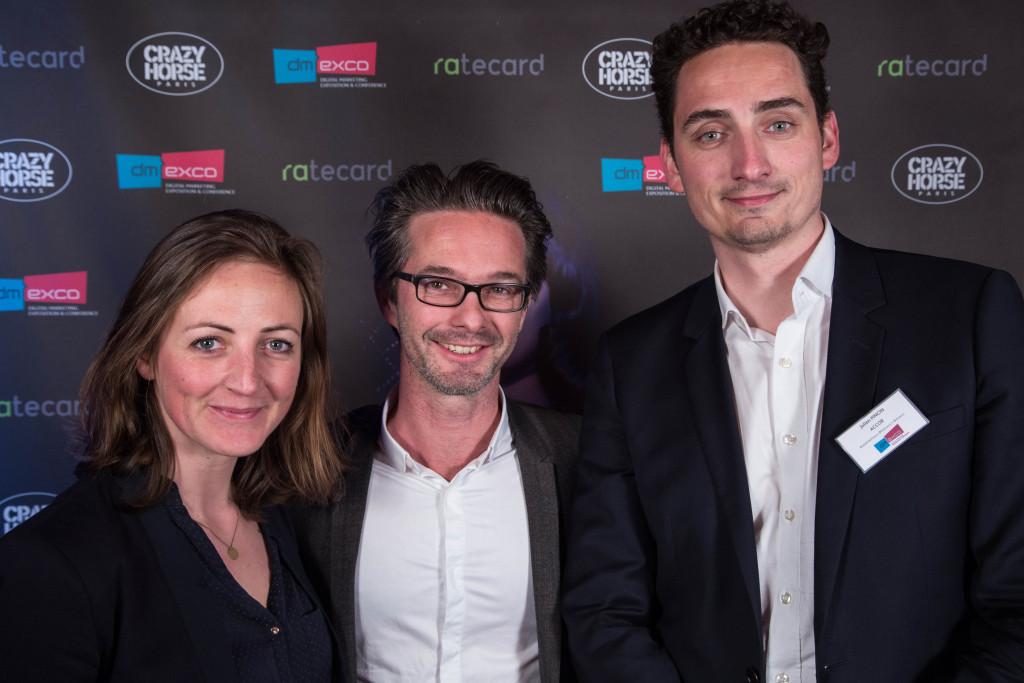 Renaud Japiot, Julien Pincin de AccorHotels