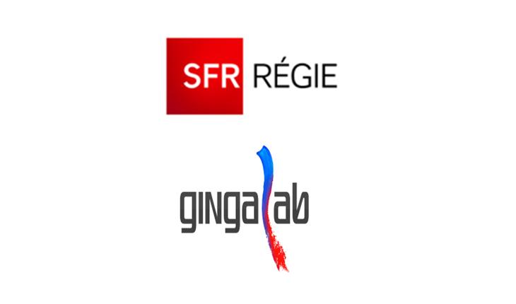 SFR Régie et GingaLab