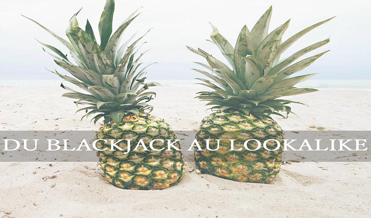 Digital For Bastards Du Blackjack au Lookalike