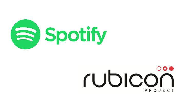 Spotify et Rubicon Project