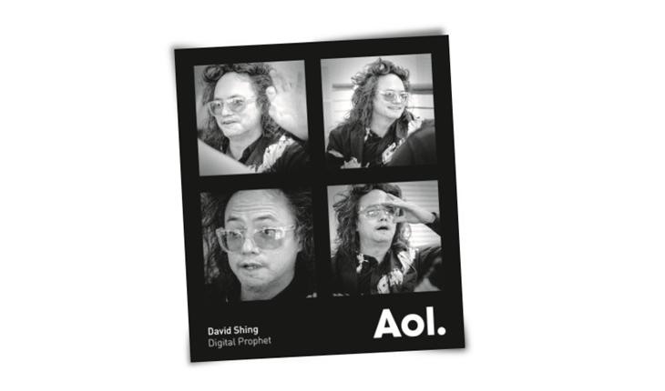David Shing, AOL