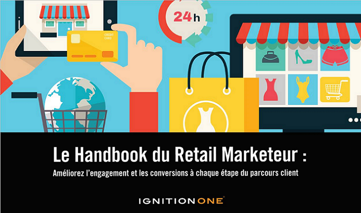 handbook du retail marketeur par IgnitionOne