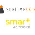 Sublime Skinz et Smart Adserver