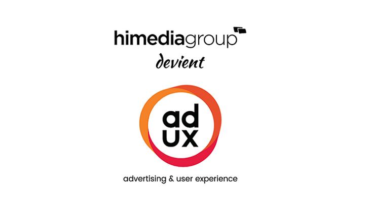 HiMedia devient AdUX