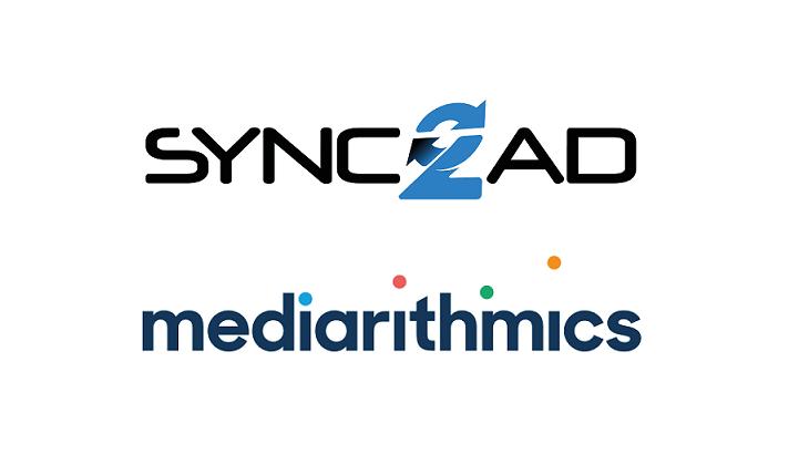 mediarithmics et sync