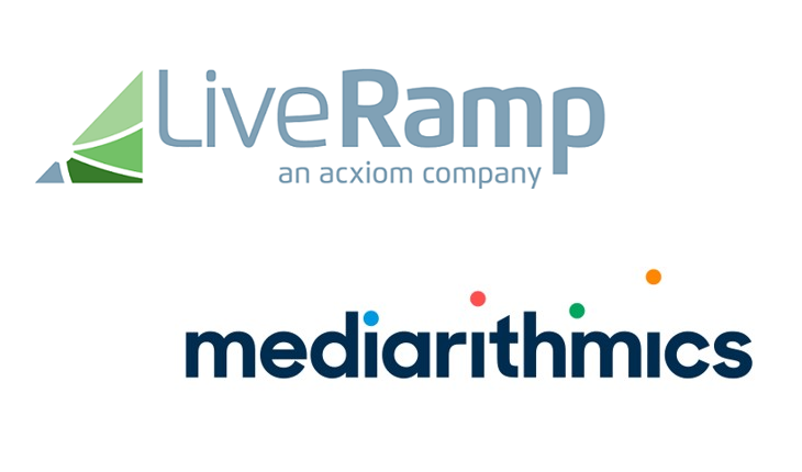LiveRamp et mediarithmics