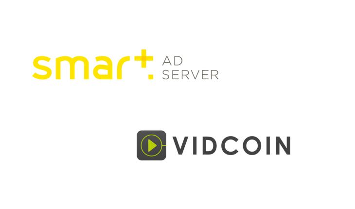 Smart AdServer et Vidcoin
