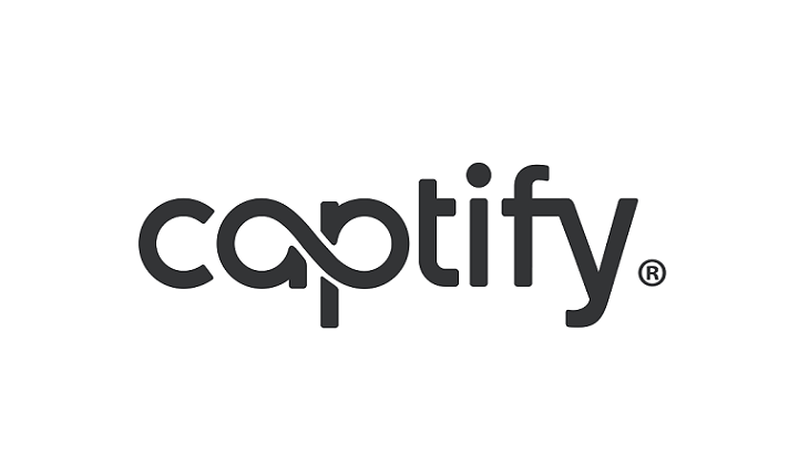 Captify logo
