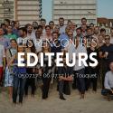 rencontres éditeurs Le Touquet