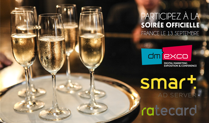 Soiree Excelsior Dmexco 2017