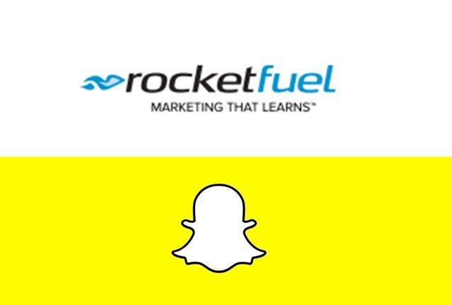 Snapchat et Rocket Fuel