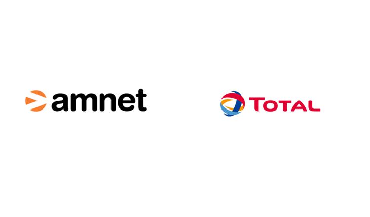 Amnet et Total