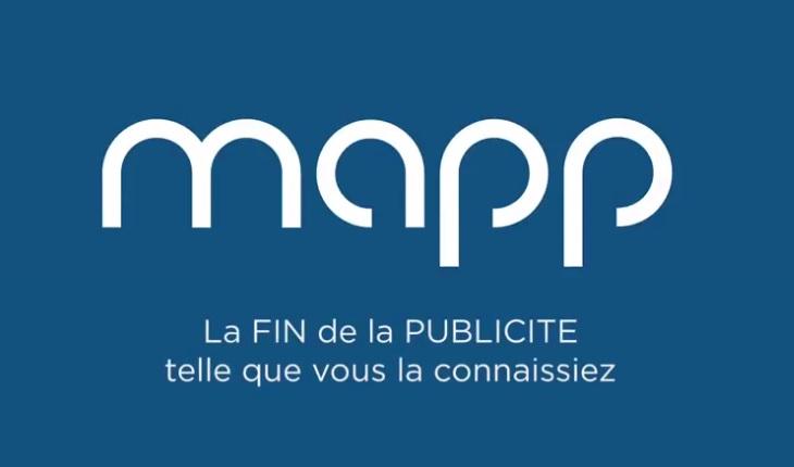 Interview Mapp sur la fin de la publicité actuelle