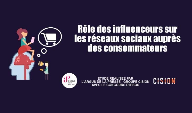 Le rôle des influenceurs auprès des consommateurs
