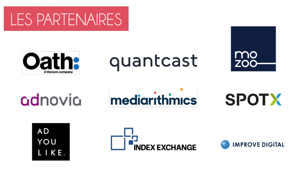les partenaires des rencontres éditeurs 2017