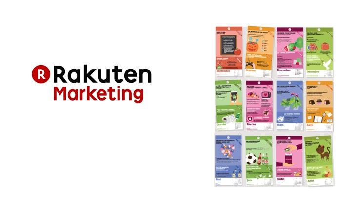 Calendrier E-commerce Rakuten Marketing