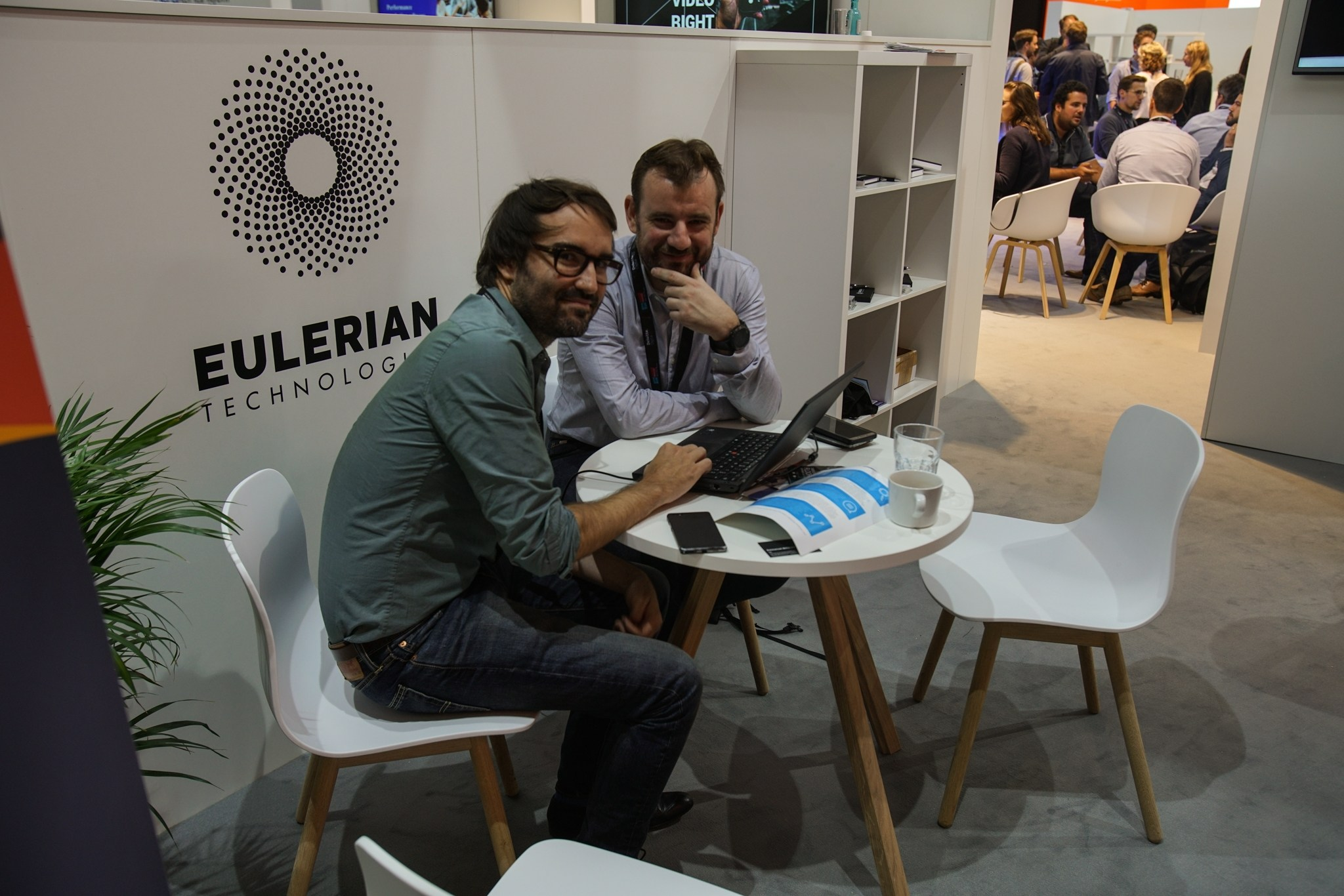 Eulerian Technologies Dmexco 2017