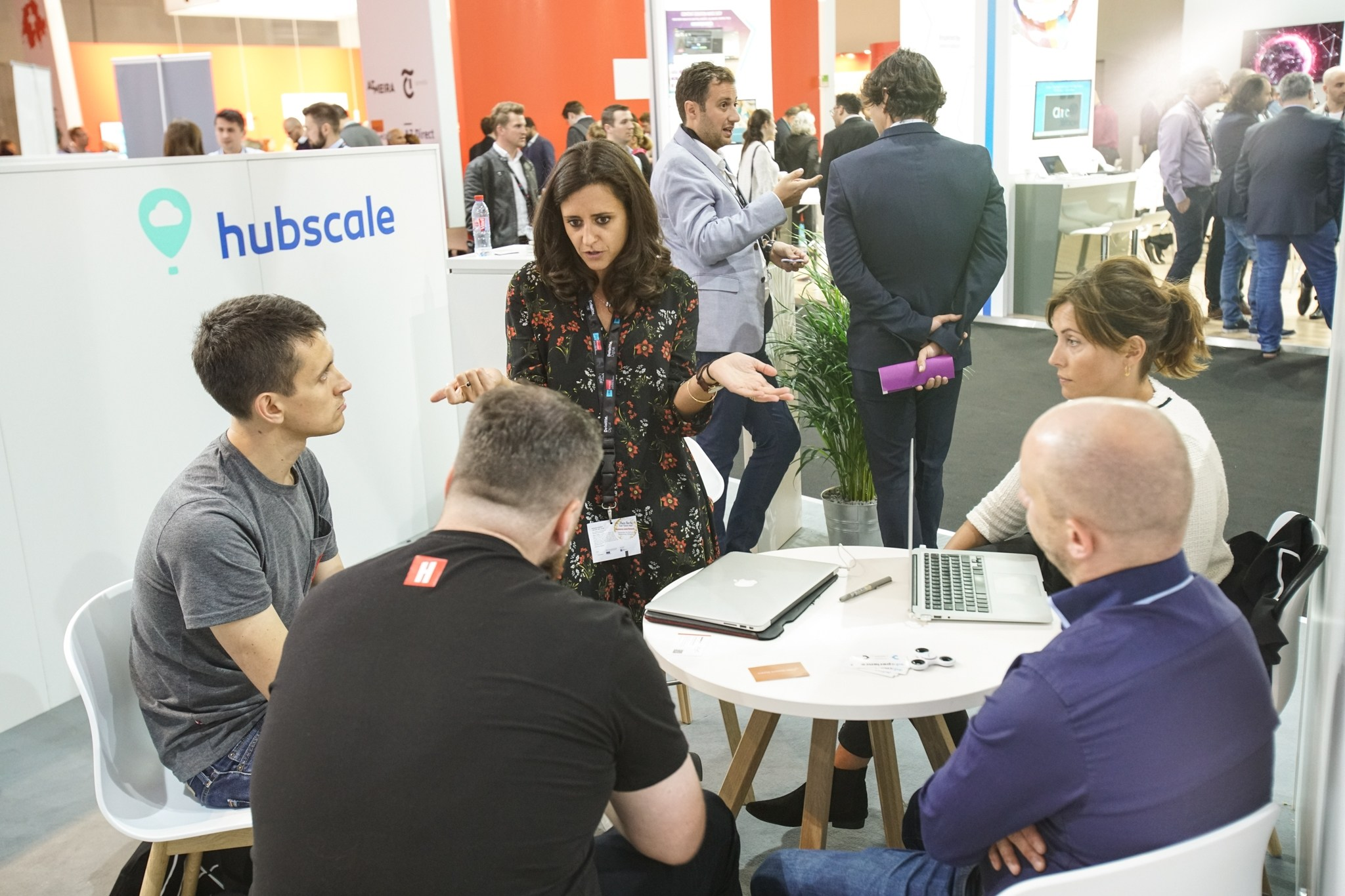 Hubscale Dmexco 2017