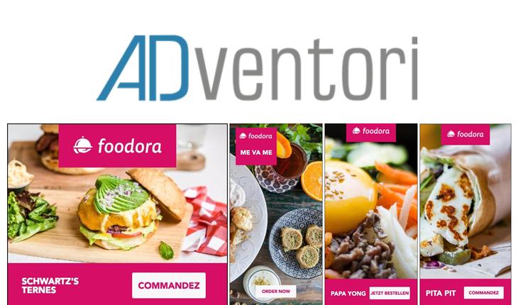 Etude de cas Foodora et ADventori