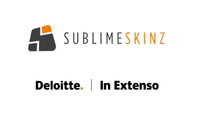 Sublime Skinz, prix Deloitte