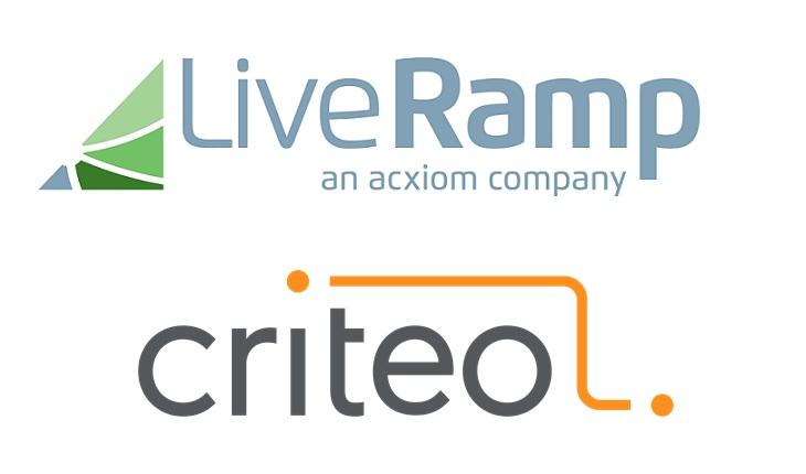 Criteo et LiveRamp