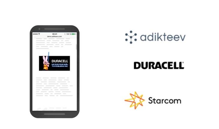 Adikteev & Starcom pour Duracell - Star Wars