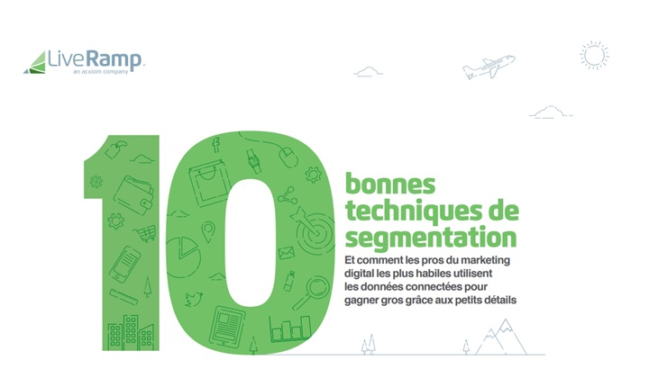 10 bonnes techniques de segmentation, LiveRamp