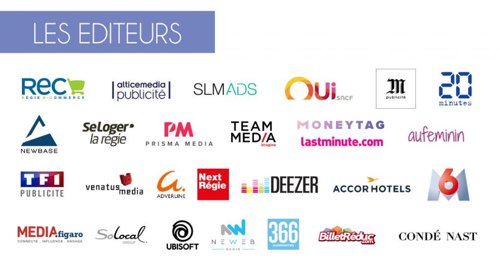Rencontres Editeurs Londres 2018