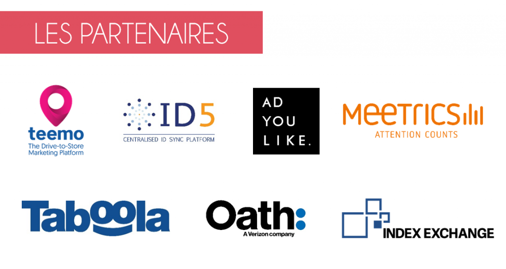 Partenaires des rencontres Editeurs Londres 2018