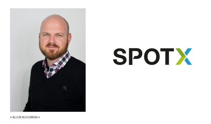 Allen Klosowski, Vice Président de SpotX