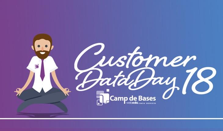 Le Customer Data Day de Camp de Bases