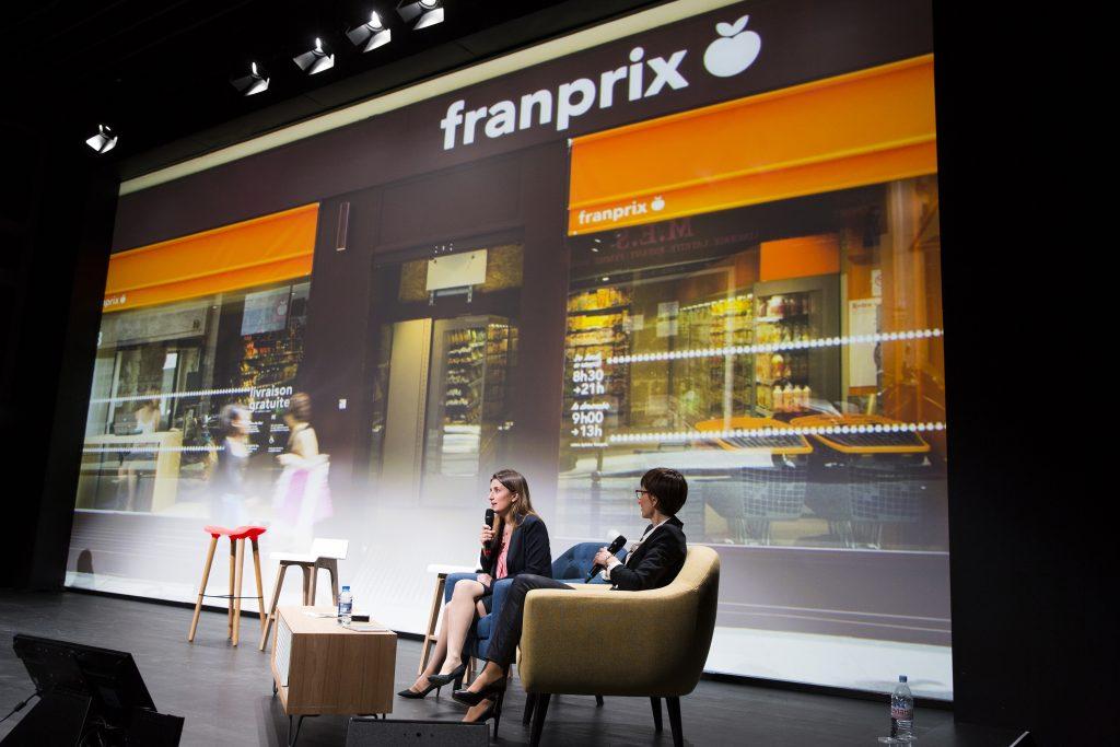 Franprix et CapitalData