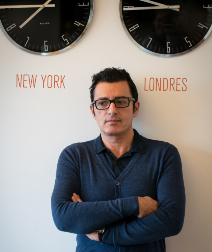 Jerome Marechal, Managing Director France de Sublime Skinz