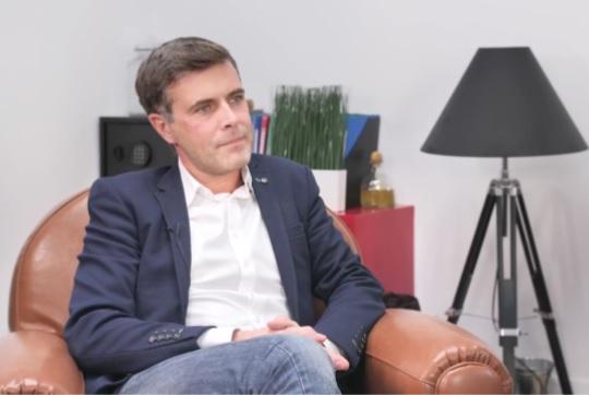 Sebastien Robin, France Managing Director