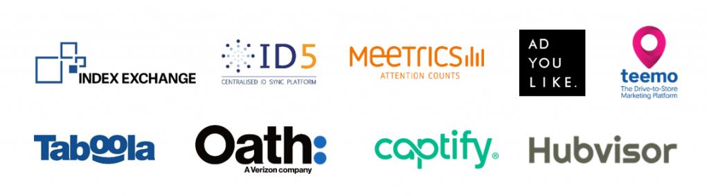 Partenaires des Rencontres Editeurs de Londres