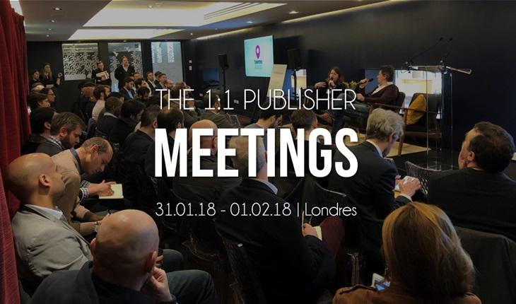 Rencontres Editeurs de Londres