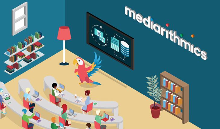 What is de mediarithmics