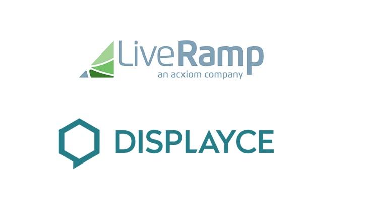 Partenariat LiveRamp et Displayce