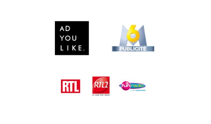 Adyoulike et M6 Publicité